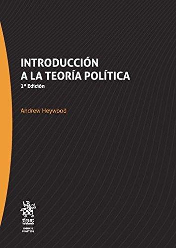 9788491431886: Introducción a la teoría política