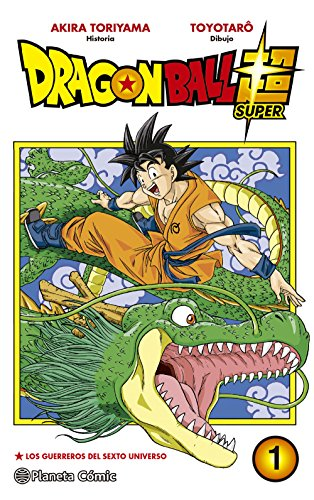 9788491460008: Dragon Ball Super nº 01 (Manga Shonen)