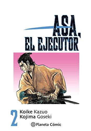 9788491460497: Asa el ejecutor nº 02/10 (Manga Seinen)