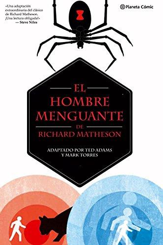 9788491460640: El hombre menguante (Independientes USA)