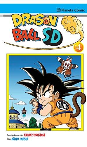 9788491467007: Dragon Ball SD nº 04 (Manga Shonen)