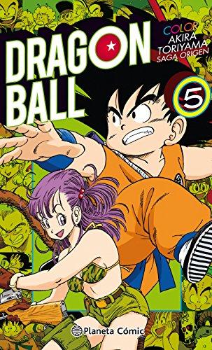 9788491467076: Dragon Ball Color Origen y Red Ribbon nº 05/08 (Manga Shonen)