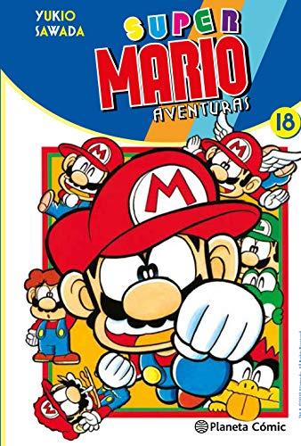 9788491468776: Super Mario nº 18: Aventuras (Manga Kodomo)