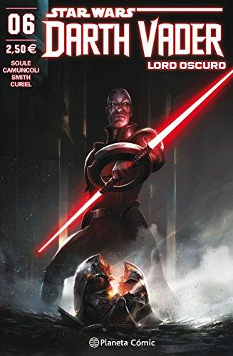 9788491469063: Star Wars Darth Vader Lord Oscuro nº 06/25 (Star Wars: Cómics Grapa Marvel)