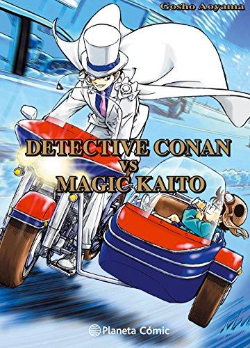 9788491469414: Detective Conan Vs. Magic Kaito (Nueva edición) (Manga Shonen)