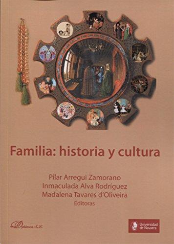 FAMILIA: HISTORIA Y CULTURA: ARREGUI ZAMORANO, PILAR;ALVA