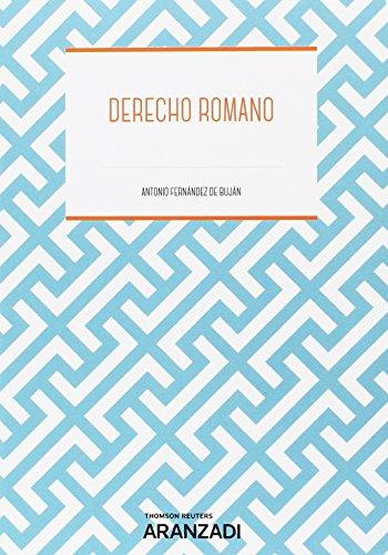 DERECHO ROMANO: FERNANDEZ DE BUJAN