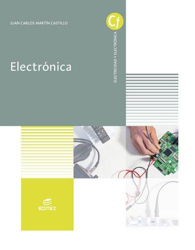 Electrónica (Paperback): Juan Carlos Martín Castillo