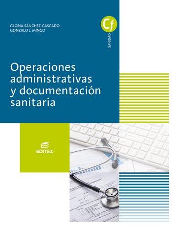 9788491610274: OPERACIONES ADMINISTRAT DOCUM SANITAR
