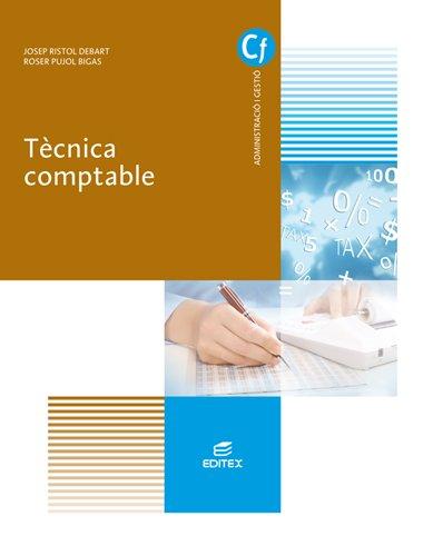 9788491610359: Tècnica comptable (Ciclos Formativos)