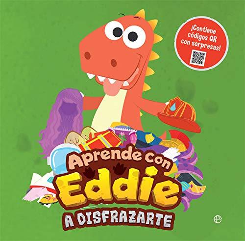 9788491649441: Aprende con Eddie a disfrazarte