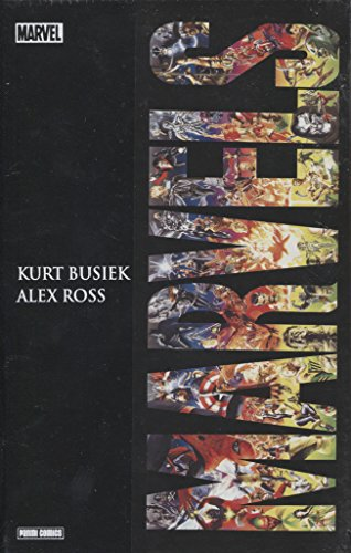 9788491673408: MARVELS DE KURT BUSSIEK Y ALEX ROSS