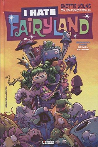 9788491673460: I Hate Fairyland 2