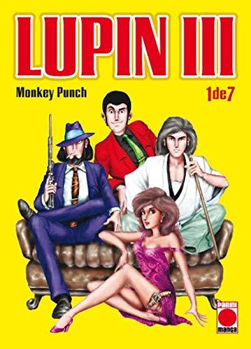 9788491675891: Lupin III 1