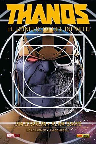 9788491678816: Thanos: El conflicto del Infinito