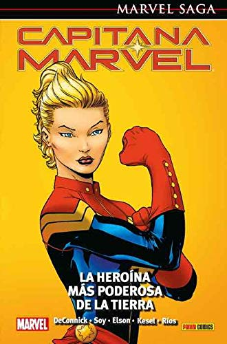9788491679950: Capitana Marvel 1. La heroína más poderosa de la Tierra