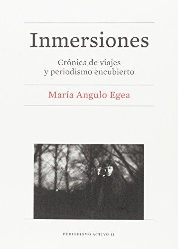 Inmersiones: Angulo Egea, María