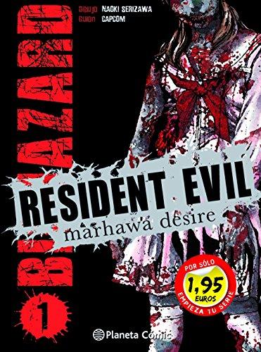 9788491733638: MM Resident Evil nº 01 1,95: Marhawa desire (Manga Manía)