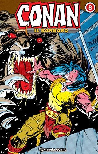 9788491737544: Conan El bárbaro Integral nº 08/10