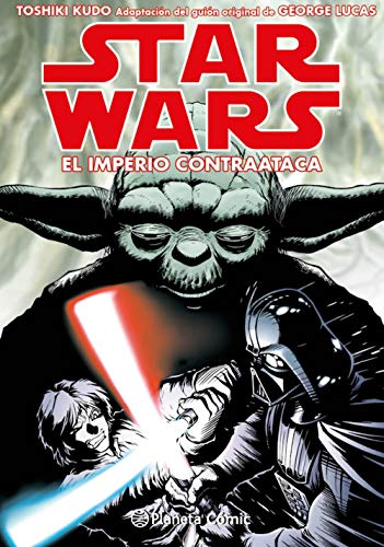 9788491739562: Star Wars manga Ep V El Imperio Contraataca: Adaptación del guión original de GEORGE LUCAS (Star Wars: Recopilatorios Marvel)
