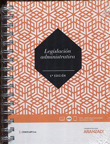 Legislación administrativa: Aranzadi, Departamento de