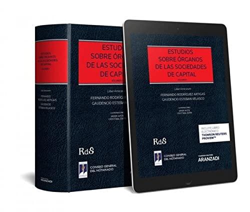 Estudios sobre órganos de las sociedades de capital (2 vols.) (Paperback)