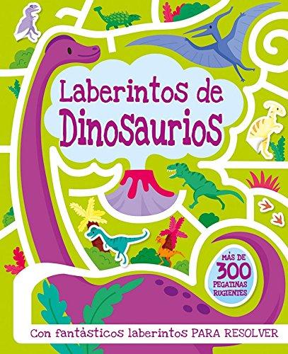 9788491781042: Laberintos de dinosaurios