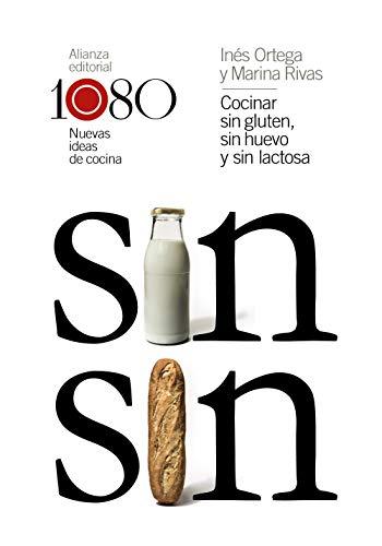 9788491812029: Cocinar sin gluten, sin huevo y sin lactosa: 1080 nuevas ideas de cocina (Libros Singulares (LS))