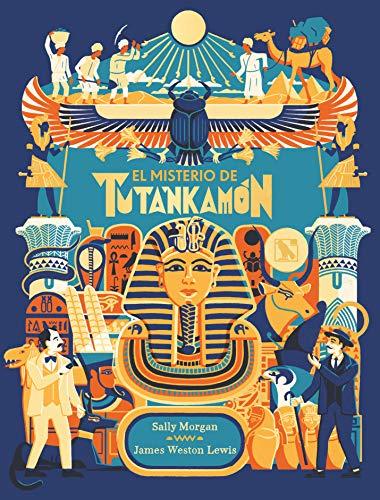 9788491820307: El misterio de Tutankamón