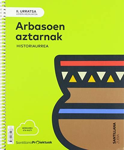 9788491861188: II URRATSA ARBASOEN AZTARNAK. HISTORIA URREA