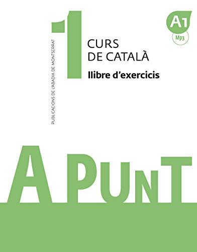 9788491910060: A punt. Curs de català. Llibre d'exercicis, 1