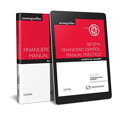 9788491976301: Sistema financiero español: Manual práctico (Monografía)