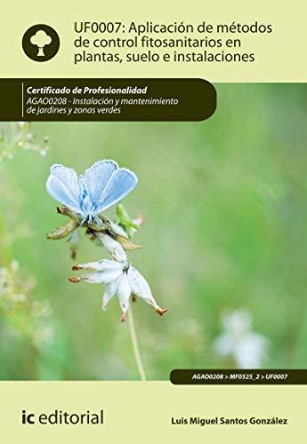 APLICACION DE METODOS DE CONTROL FITOSANITARIOS EN: Luis Miguel Santos