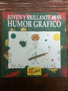 JOVEN Y BRILLANTE J&B: HUMOR GRAFICO. Nº: Jurado: JOSE FERNANDEZ