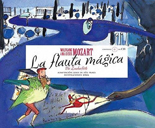 9788492088690: LA FLAUTA MAGICA (INC.CD)(8492088699)