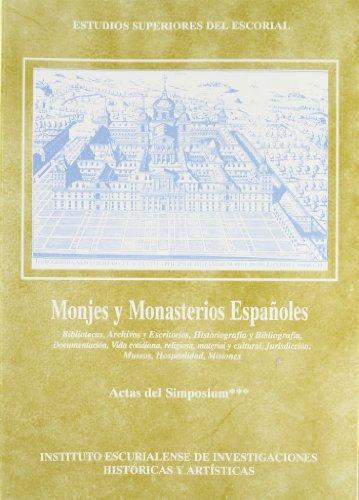 Monjes y Monasterios Españoles ( 3 Vols): VV.AA. Francisco Javier