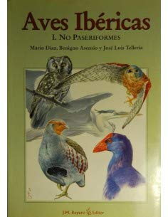 9788492108510: Aves ibericas I : no paseriformes