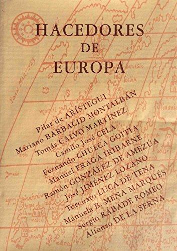 9788492111305: Hacedores de Europa