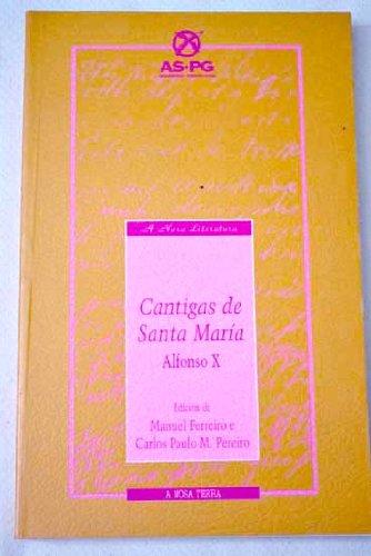 9788492112685: Cantigas de santa María