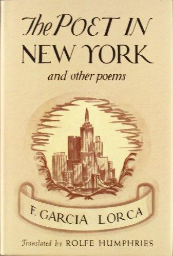 9788492140855: Poeta en Nueva York y otros poemas