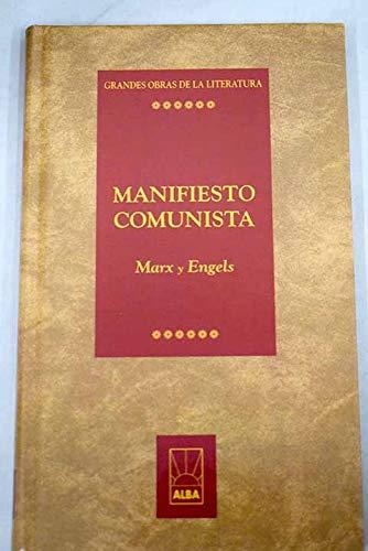 9788492143115: MANIFIESTO COMUNISTA