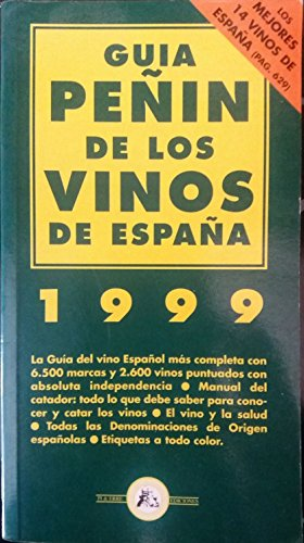 9788492183098: Guia peñin vinos España 1999