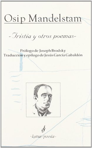 9788492183180: Yristia y Otros Poemas (Spanish Edition)