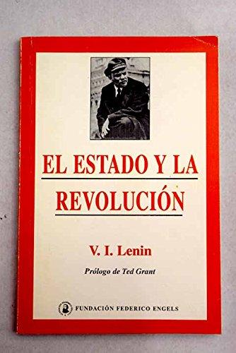 9788492183227: El estado y la revolucion