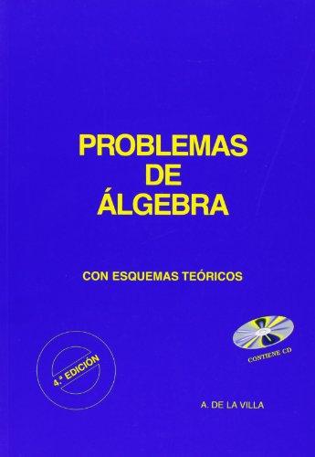 PROBLEMAS DE ÁLGEBRA CON ESQUEMAS TEÓRICOS: VILLA CUENCA, AGUSTÍN