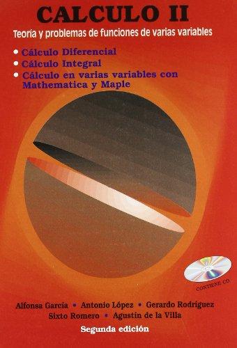 Cálculo II: teoría y problemas de funciones: Villa Cuenca, Agustín