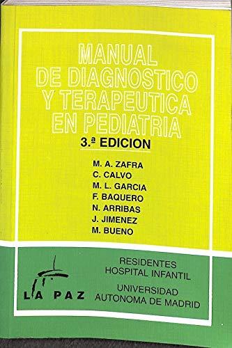 9788492187706: Manual de diagnostico y terapeutica en pediatria