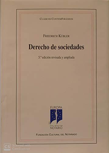 9788492189052: Derecho de sociedades