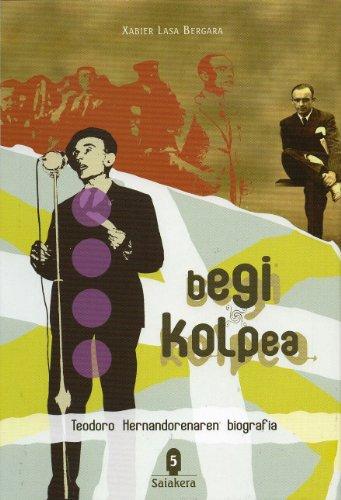 9788492211371: Begi Kolpea - Teodoro Hernandorenaren Biografia (Saiakera)