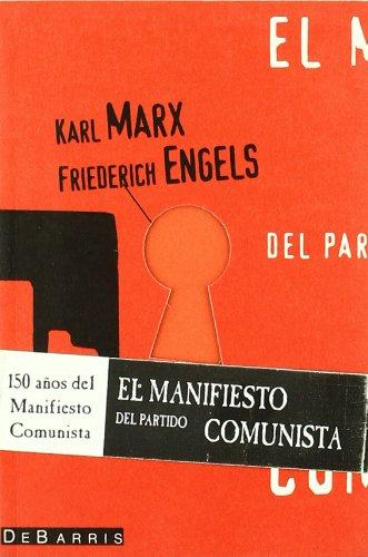 9788492250714: El Manifiesto Comunista